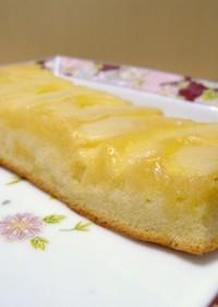 簡単に作れるりんごケーキ