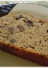 黒豆ときな粉で和風パウンドケーキ