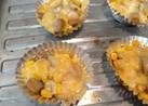 コーンとウインナーマヨチーズ焼き