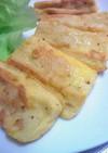 簡単★高野豆腐のピカタ