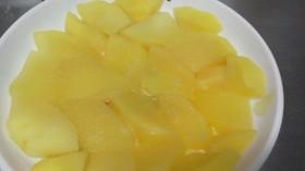材料はりんごだけ!超簡単☆煮りんご