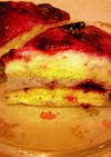 豆腐のムースケーキ