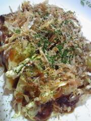 みんな大好き★お好み焼風豆腐ステーキの写真