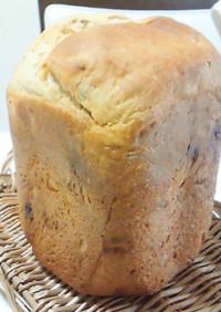 早焼き◎Wミルクレーズン食パン◎