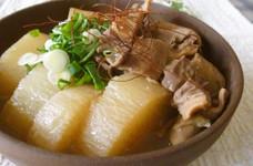 牛モツのコクと旨味が美味☆モツ煮込み 鍋
