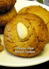 中華風アーモンドクッキー(杏仁酥)