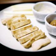 【発酵食品】チーズみたい。豆腐の味噌漬けの写真