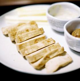 【発酵食品】チーズみたい。豆腐の味噌漬け