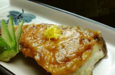 フライパンで簡単ぶりの味噌照り焼き