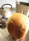 HB早焼き*きな粉と甘納豆の食パン