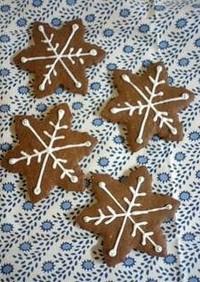 ワンボウルで簡単、ココアクッキー