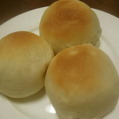ノンオイル☆塩麹入りのシンプルパン