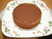小麦粉を使わない簡単しっとりチョコレートケーキの写真