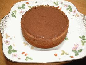 小麦粉を使わない簡単しっとりチョコレートケーキ