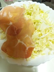 生のキャベツのおいしい食べ方の写真
