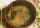 あったまる✿白菜の味噌汁