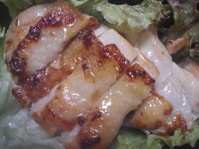 鶏肉の塩麹漬け焼き