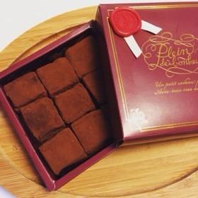 なめらか♪生チョコレート