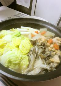我が家風*野菜沢山なタッカンマリ*