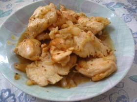 白菜と鶏胸肉のマヨネーズ炒め☆