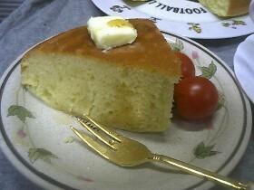 炊飯器ケーキ☆ホットケーキ