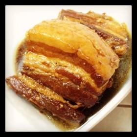 ⁂妻の好物⁂とろとろ豚の角煮