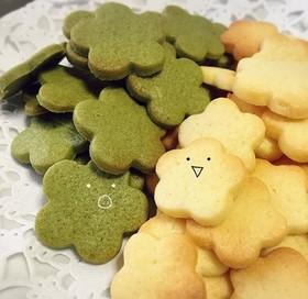 簡単さくさくクッキー(´▽`)