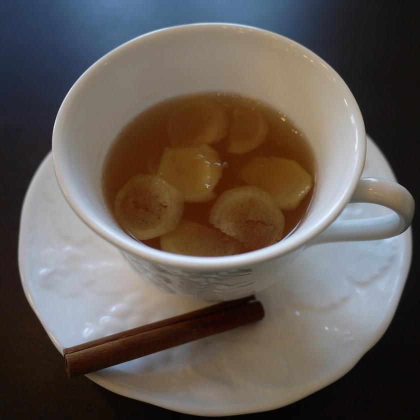 風邪予防&冷え対策♪  蜂蜜生姜湯♪
