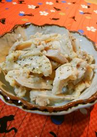 コリコリ鶏軟骨のクレイジー焼き♬