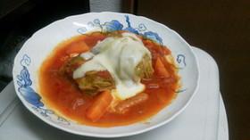 ロールキャベツ☆トマト煮込み