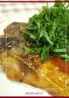 ➏ ✿鰻のタレで簡単サバのかば焼き✿ ➏