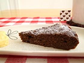炊飯器まで5分!チョコおからケーキ*