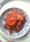 ストーブ活用!大根と鶏肉の煮込み