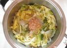 簡単♪白菜とツナの煮物