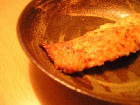 サーモン味噌マヨ焼