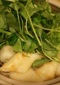 秋田名物☆野菜いっぱい!きりたんぽ鍋