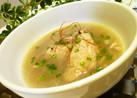 参鶏湯風春雨スープ