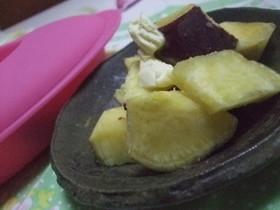 ♡塩麹♡おさつバター
