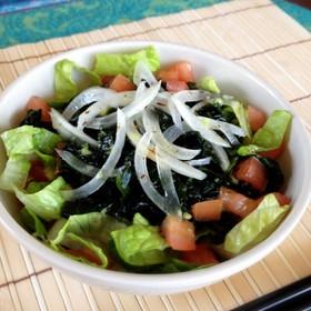 わさび風味★シンプル海藻サラダ