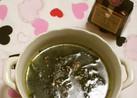 いつもあなたにダシダでワカメスープ