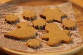小麦不使用*タピオカ粉豆乳きな粉クッキー