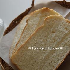 わが家のふわふわ食パン