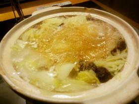 白菜鍋(ピェンロー)