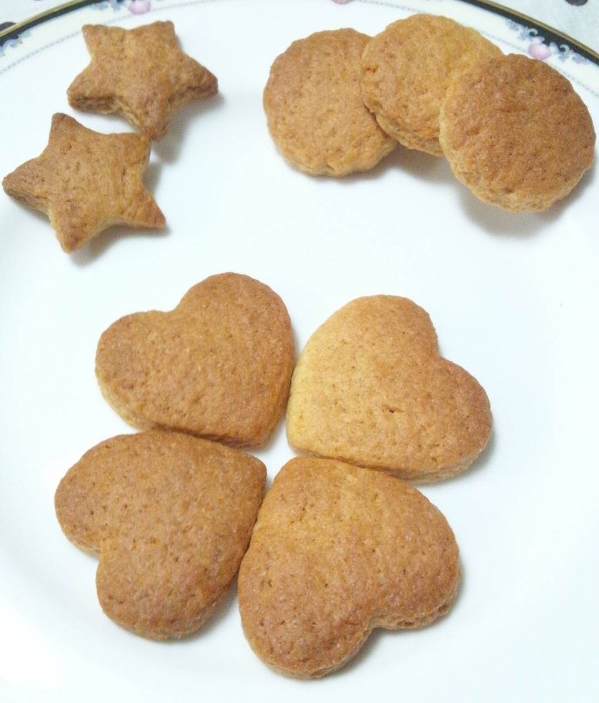 簡単!ホットケーキミックスでクッキー作り