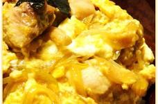 ふわとろ卵の親子丼