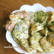 お弁当に☆おねだりされる☆鶏の磯辺焼き☆の写真