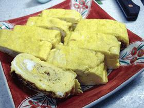 お寿司やさんの出し巻き卵(甘くない偏)