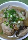 ダッチオーブンで簡単!手羽元スープ