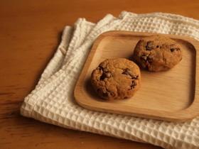バター少なめ!☆きなこチョコクッキー☆