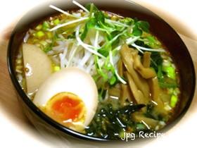 味噌ラーメン@スープ